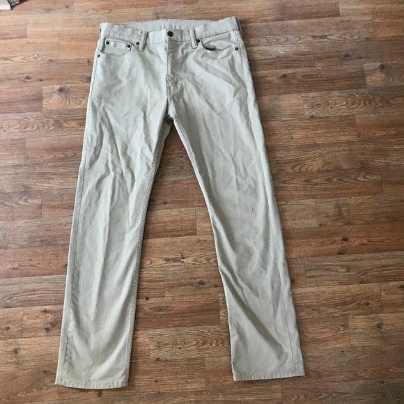 Levi's Other - Levi 513 jeans 33x32